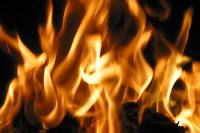 Fire like fire should be