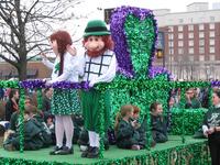 St. Patrick's Day Parade Dubli