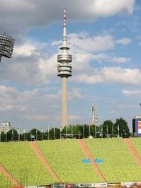 Olympic Stadium - TV Tower - M