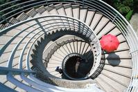 Spiral staircase, Hong Kong