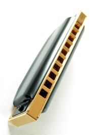 Hohner Diatonic Cross Harp