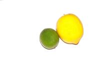 Lemon and a Lime
