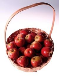 basket of apples 1