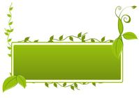 Eco Floral Banner 2