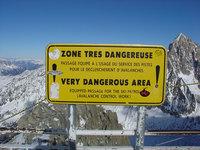 Dangerous Area 1