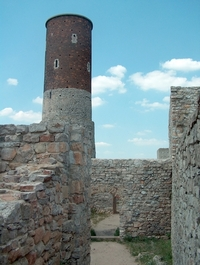 Stone Fortress Checiny