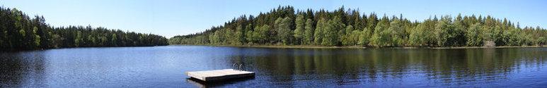 Iglasjon Lake Sweden