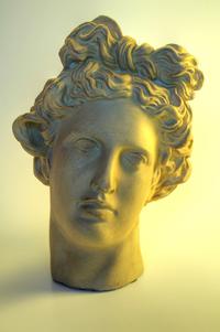 Bust of Alexander 4