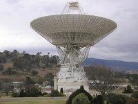 Tinbinbilla Satellite Dish