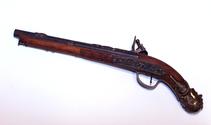old time gun