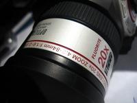 Camera Canon XM