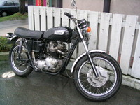 Triumph Motorcycle 1