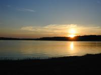 Lake Texarkana Sunset