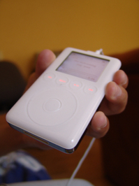 Apple iPod 15GB 3