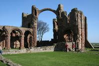 Lindisfarne Priory 4