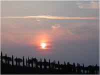 Dawn at Marsan Hills