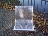 Steel Chair 2