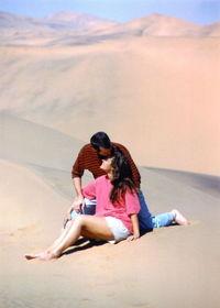 desert affection