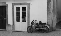 Motorcycle emptyness