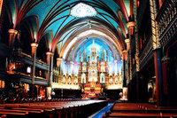 Notre Dame in Quebec