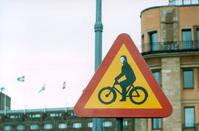 facial traffic sign