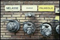 Three valves