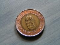 100 HUF coin