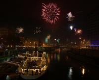 Fireworks in Wien