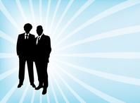 Business team - vector 2