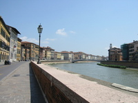 Rover Arno, Pisa, Italy