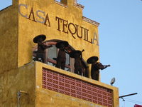 Playa Del Carmen City Scenes 2
