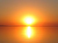 Guaiba sunset