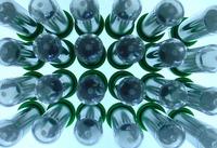 green vials 4