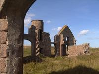 slains castle 2