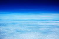 Sky at 35,000 feet