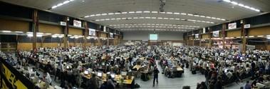 1600 Gamer @ Berne Switzerland