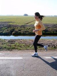 jogging-girl