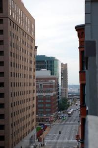 St. Louis Downtown corridor