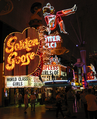 Golden Goose, Las Vegas
