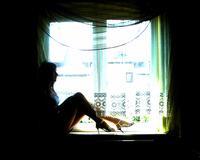 Minia and the window
