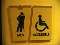 Men/Accessible