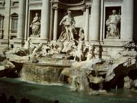 Trevi Fountain Rome Italy 2