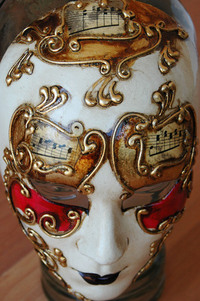 Empty eyes Mask 1