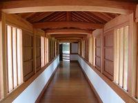 Himeji hallway