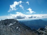 Sandia Mountains, ABQ, NM