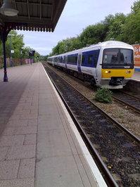 Train Platform 4