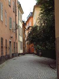 Street in Stockholm