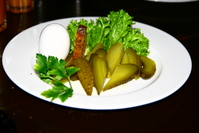 Vegetable appetizer