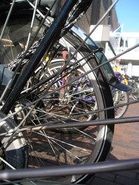 Bike in Hilversum