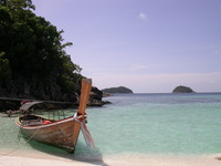 Boat in thiland TARUTAO